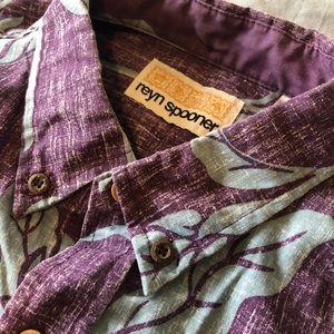 Reyn Spooner Aloha Shirt *Tailored Fit